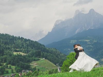 Matrimonio Dolomiti Fiera di Primiero