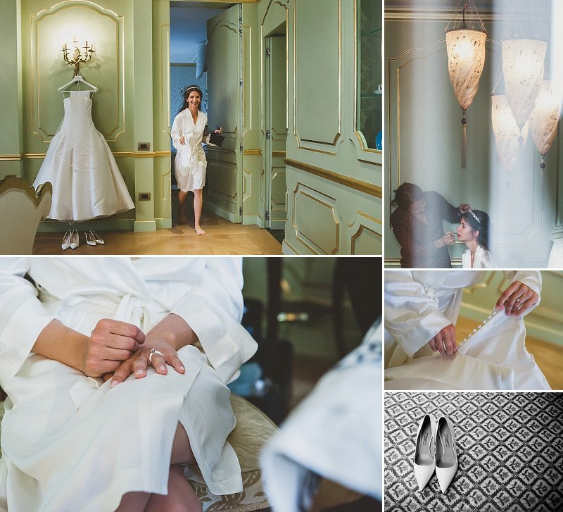 matrimonio preparativi hotel baglioni