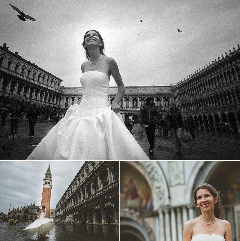 piazza san marco matrimonio