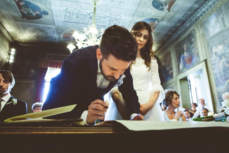 Elena Matteo Matrimonio a Belluno Villa Miari Fulcis Studio Fotografico NatAn 0069
