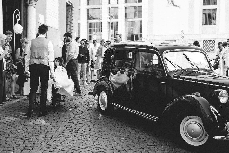 Elena Matteo Matrimonio a Belluno Villa Miari Fulcis Studio Fotografico NatAn 0081