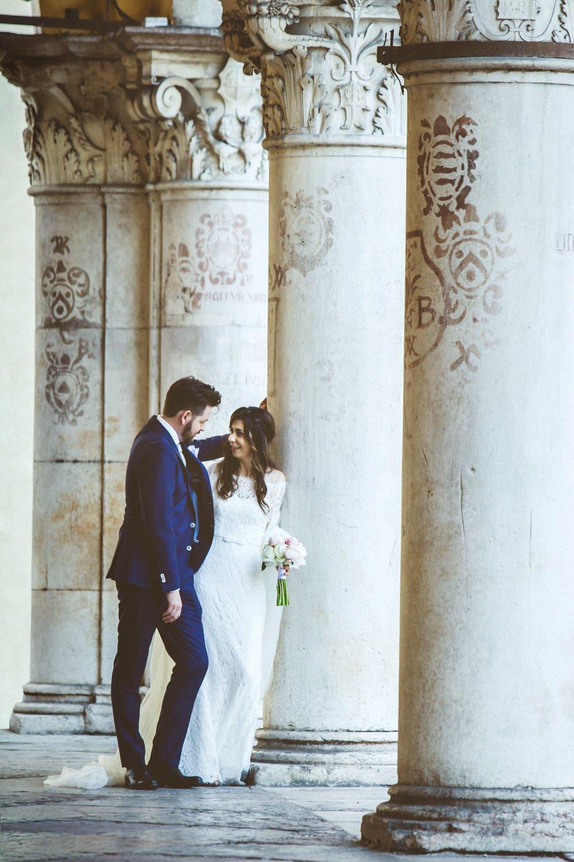 Elena Matteo Matrimonio a Belluno Villa Miari Fulcis Studio Fotografico NatAn 0083