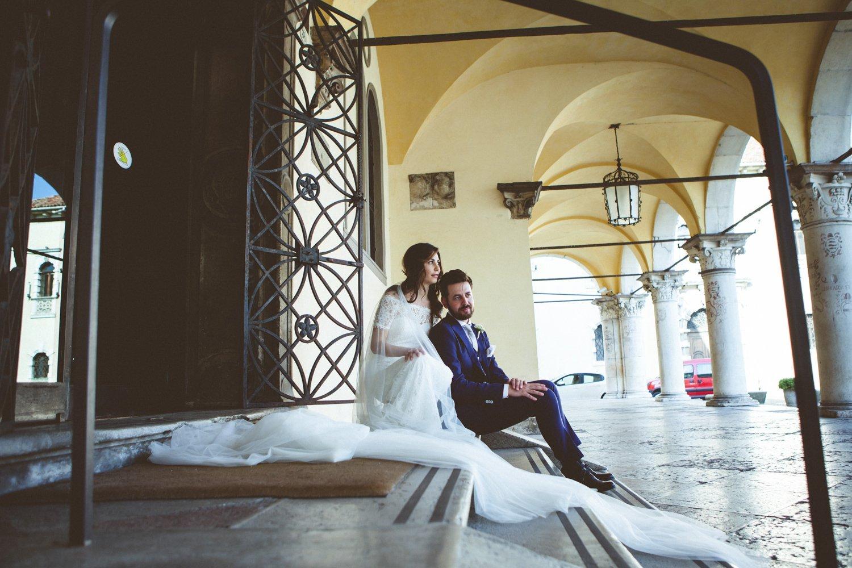 Elena Matteo Matrimonio a Belluno Villa Miari Fulcis Studio Fotografico NatAn 0090