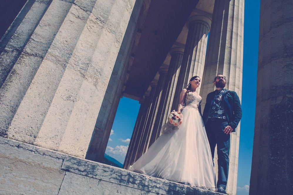 Matrimonio in Villa Soligo