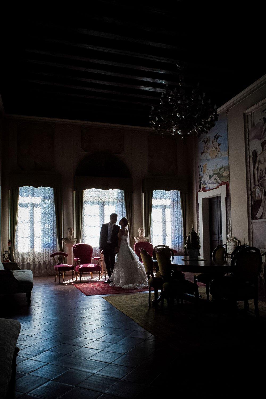 Matrimonio Villa Canal