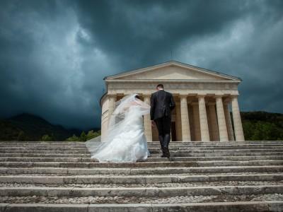 Matrimonio a Possagno Laura & Livio
