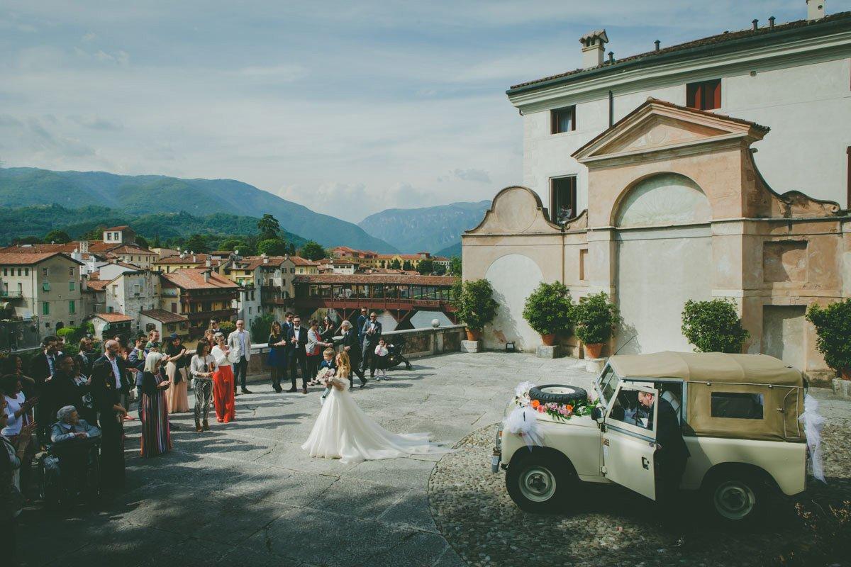 Matrimonio a Bassano del Grappa ♥ Martina & Giovanni – 039