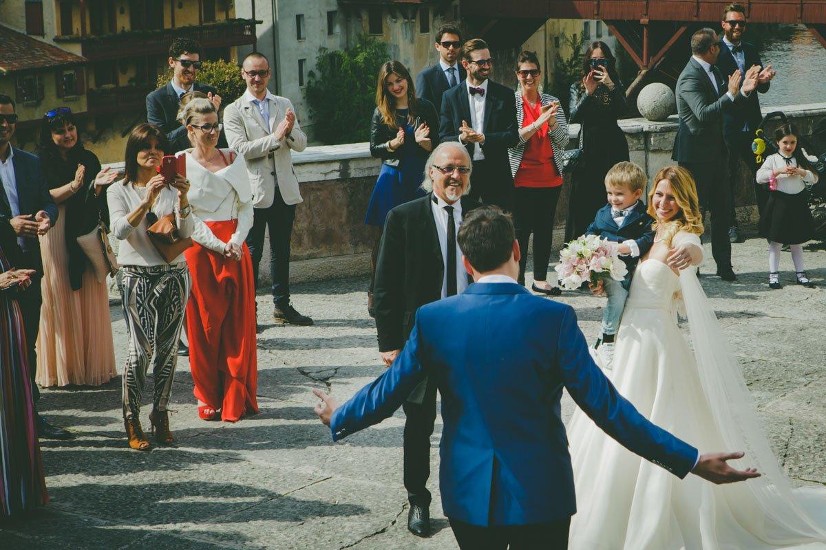 Matrimonio a Bassano del Grappa ♥ Martina & Giovanni – 040