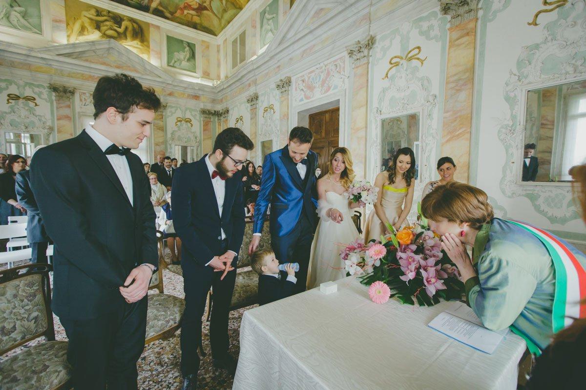 Matrimonio a Bassano del Grappa ♥ Martina & Giovanni – 054