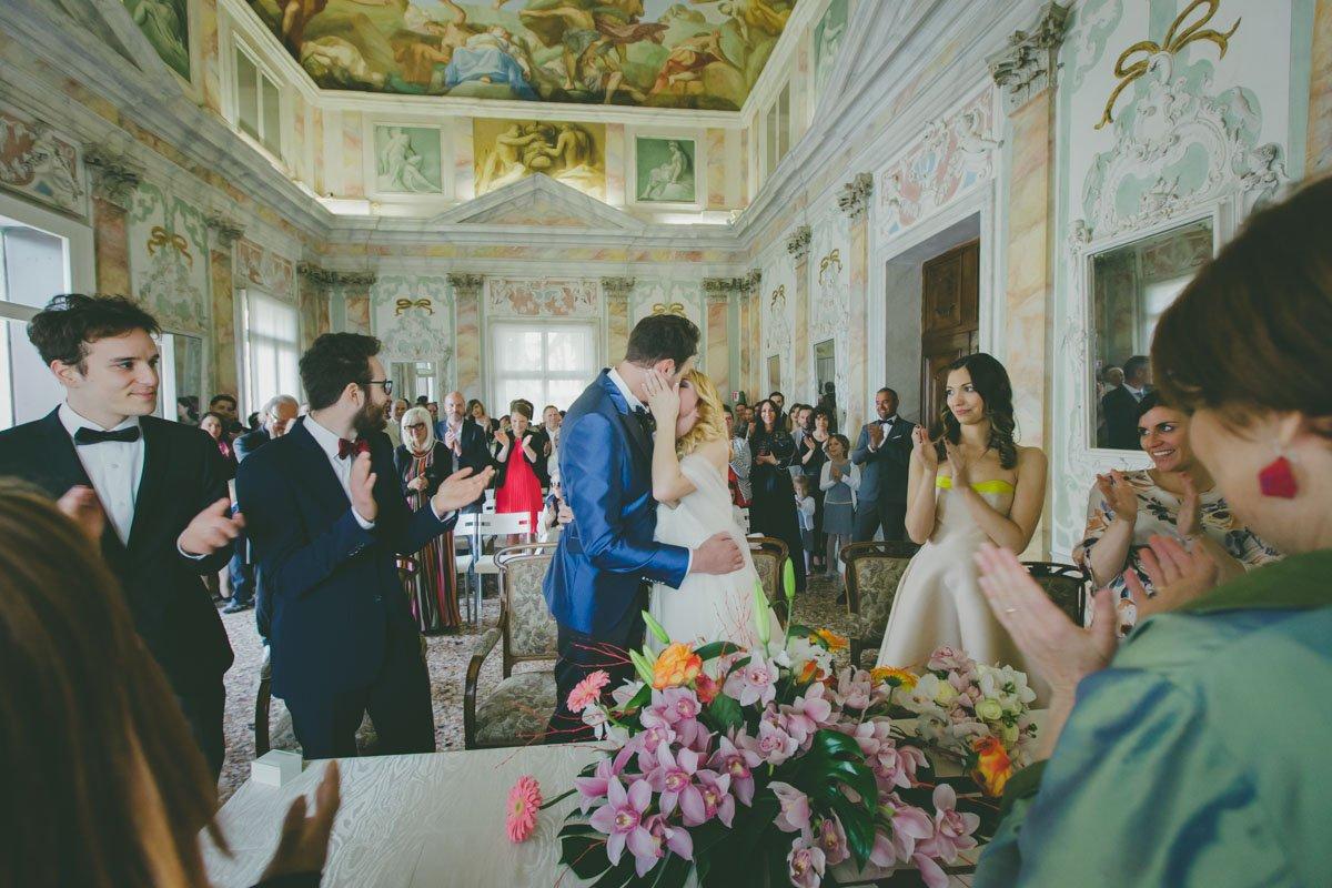 Matrimonio a Bassano del Grappa ♥ Martina & Giovanni – 060