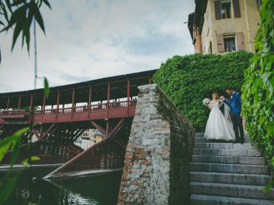Matrimonio a Bassano del Grappa