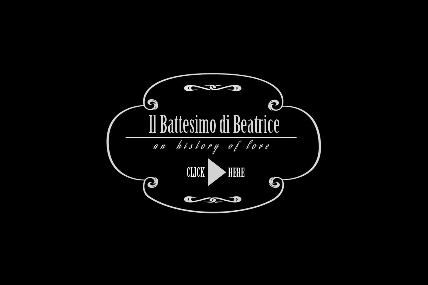 Rovereto Battesimo Beatrice